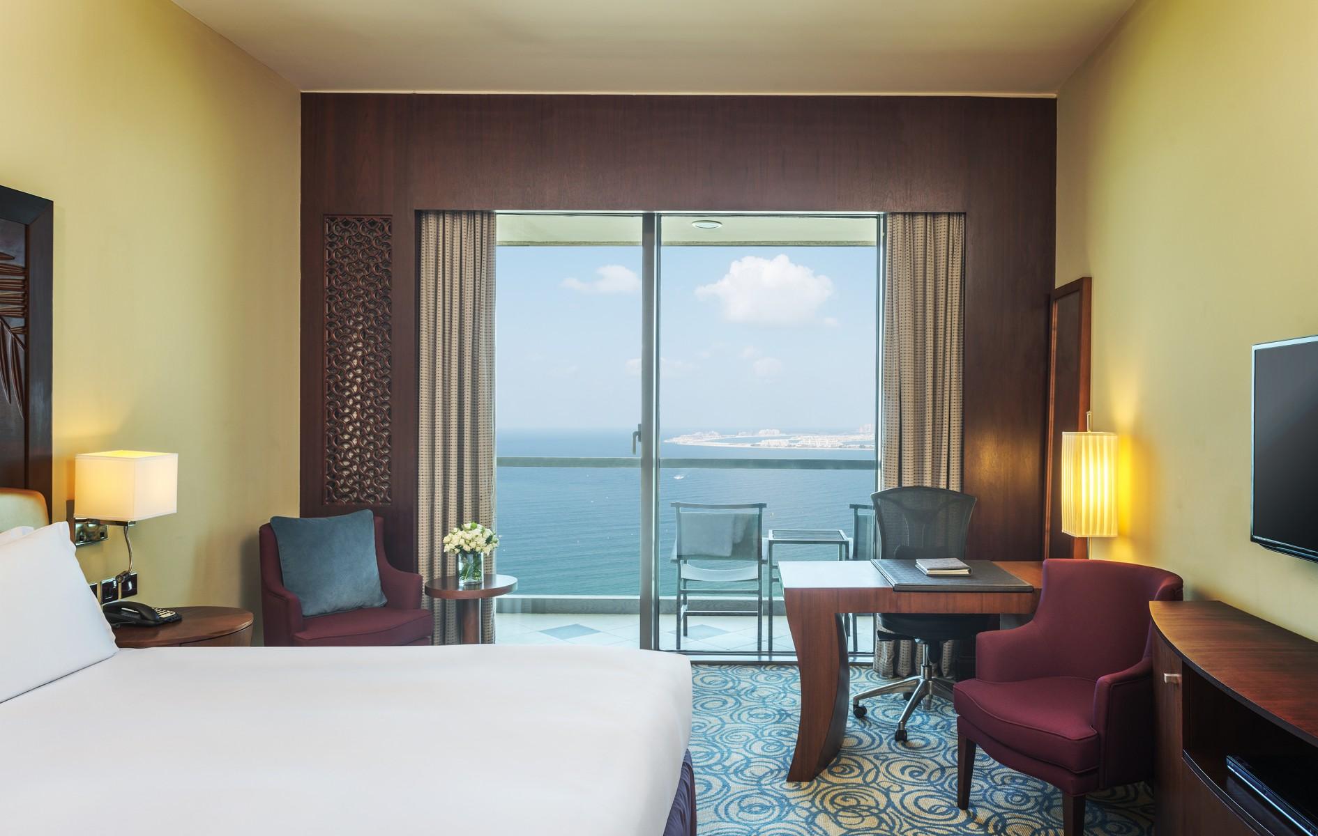 Sofitel Dubai Jumeirah Beach غرفة لاكشوري
